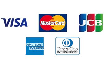 クレジットカード5大ブランド