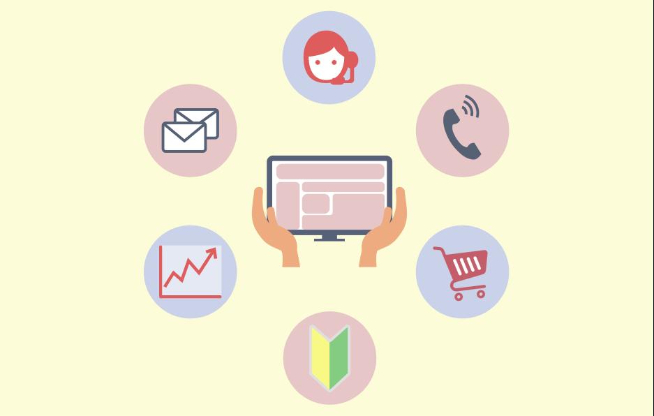 レスポンシブECサイトの導入運用サポートサービス