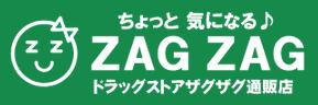 株式会社ザグザグ ロゴ