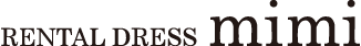 RENTALDRESS mimiロゴ