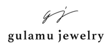 gulamu jewelry ロゴ