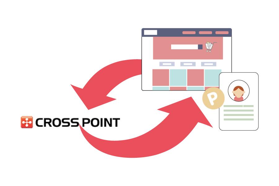 API連携の実現で顧客情報やポイントはリアルタイム同期