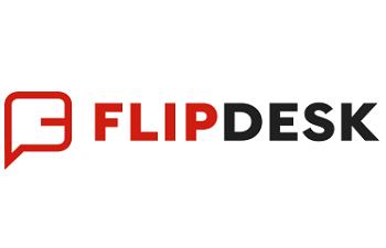Flipdeskロゴ