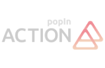 popIn Actionロゴ