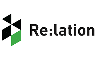 Re:lationロゴ