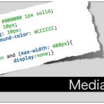 CSS Media Queriesでレスポンシブにコンテンツを切り替える