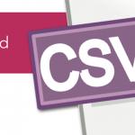 ショッピングカート選択の決め手は、CSVの柔軟性である2つの理由