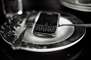 BlackBerryは??