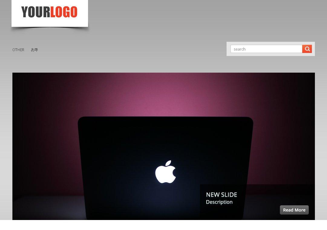 [WordPress]2014年1月の新着無料レスポンシブテーマ5選