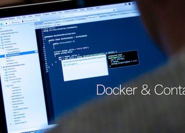 仮想環境「Docker」の紹介とコンテナの作成